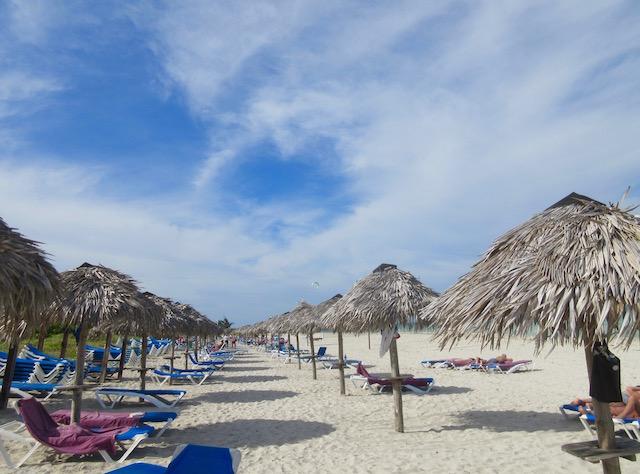 Paradisus Princesa de Mar beach review