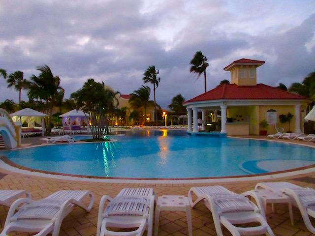 Paradisus Princesa del Mar reviews, pool