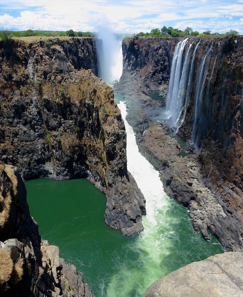 Royal Livingstone Hotel pictures, Victoria Falls