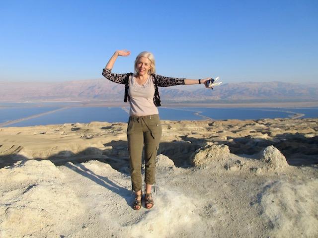Wandering Carol Judean Desert
