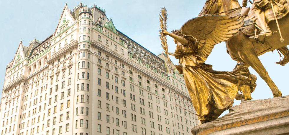 New York luxury hotels blog review, The Plaza