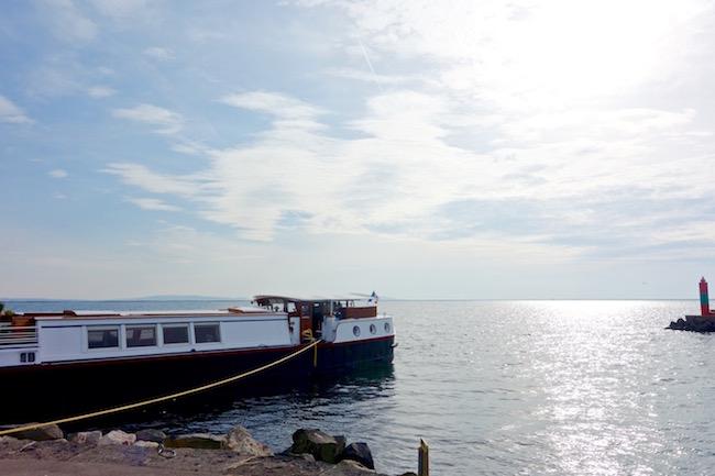 Canal du Midi cruise Etang de Thau