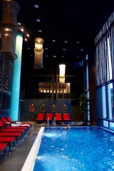 Budda Spa at Hilton Evian-les-Bains
