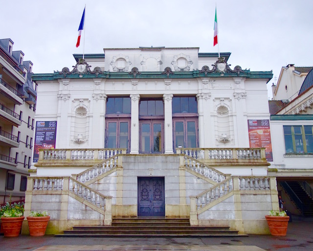 What to do in Evian les Bains, Theatre