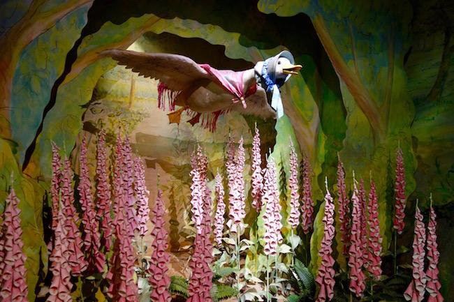 Beatrix Potter sights Lake District Jemima Puddle-Duck