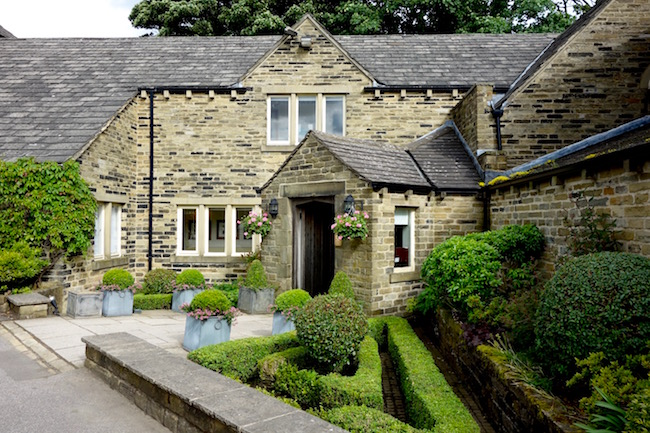 Holdsworth House Bronte Country