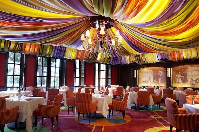 Le Cirque, Girls weekend getaway Las Vegas