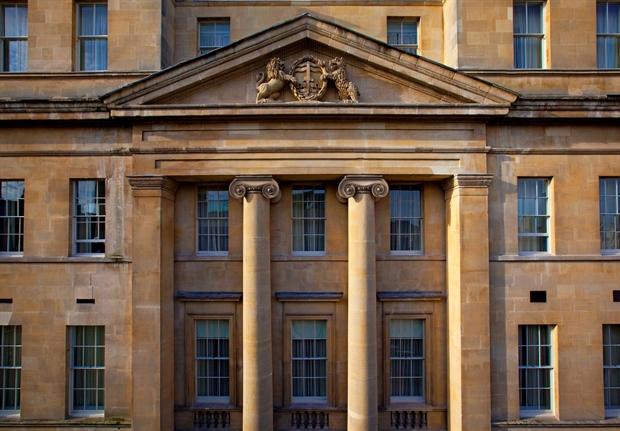 Luxury hotels in Bath, UK, Gainsborough Bath Spa hotel