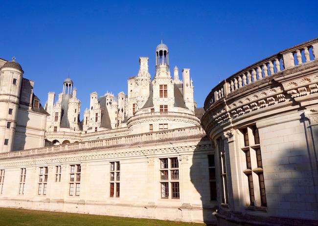 Chambord Castle France