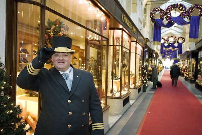 Things to do in Mayfair, shopping Burlington Arcade