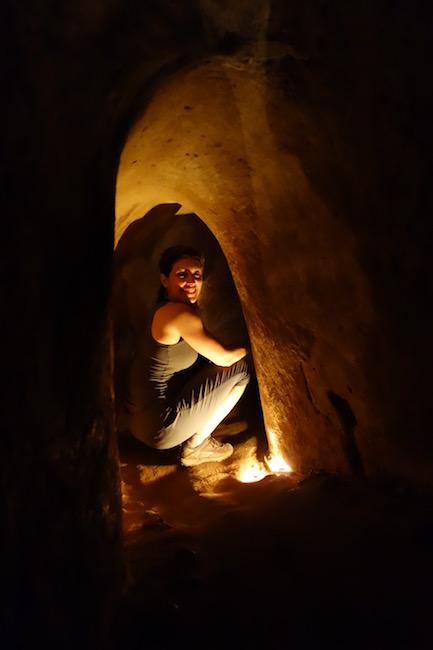 Les Rives Cu Chi Tunnels Tour