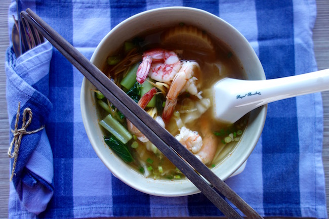 Dining at Sri panwa Phuket