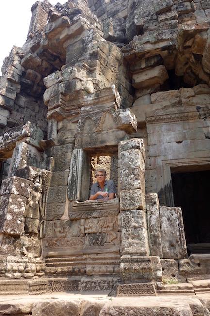 Exploring Bayon Temple Angkor Wat