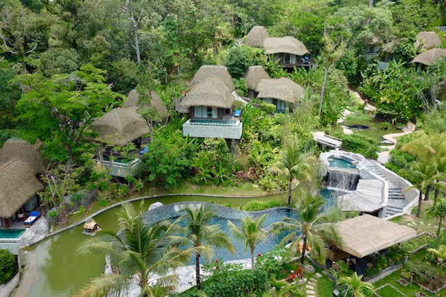 Keemala resort review