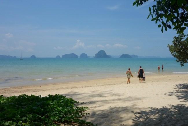 Tubkaak Beach Krabi