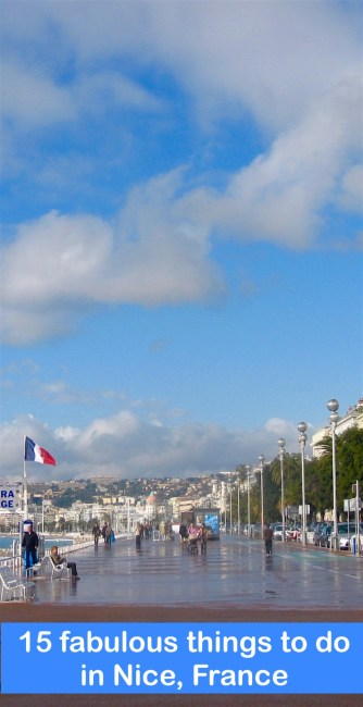 If you're looking for the top things to do in Nice, a fabulous city on the French Riviera, here is an essential guide full of top tips and activities. It will make your holiday to the South of France complete.
