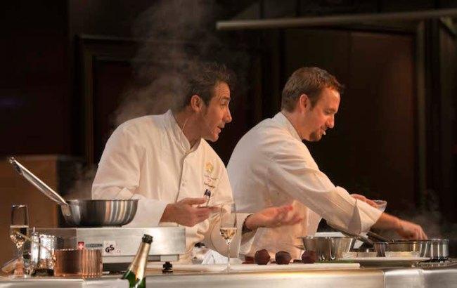 Culinary class Oceania Cruises