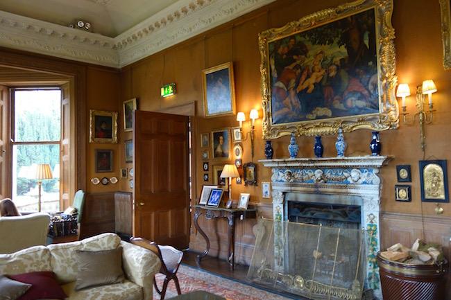Irish Castles hotels, Castle Leslie