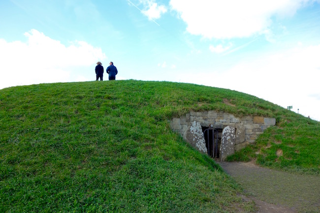Mound of Hostages Hill of Tara