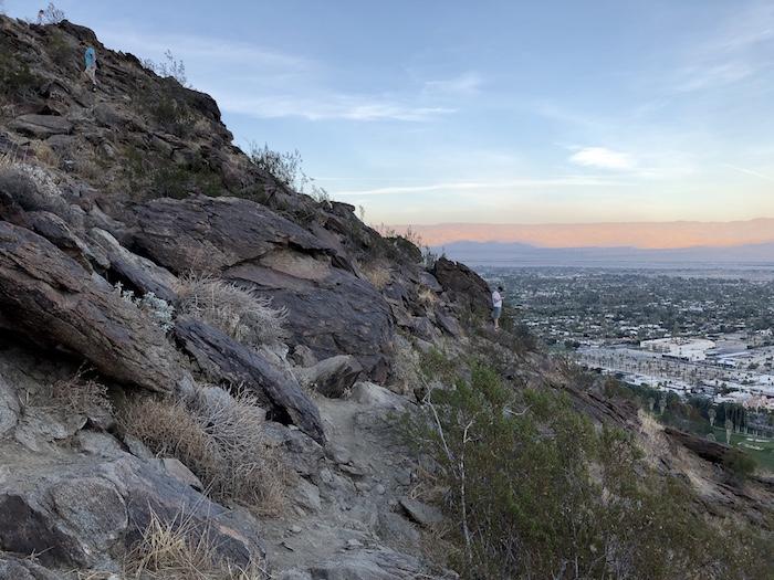 Skyline Ridge Trail Palm Springs