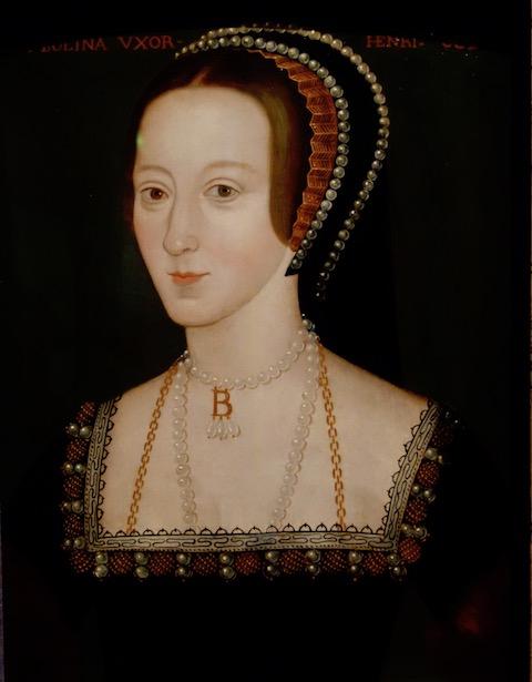 Anne Boleyn sites England
