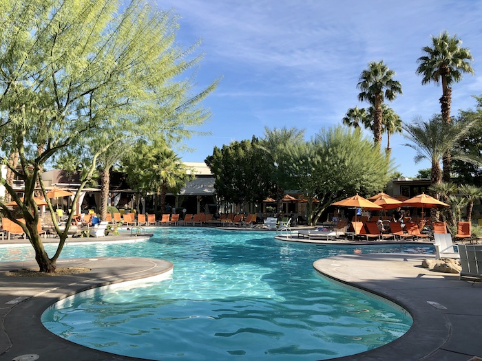 Where to stay in Palm Springs Riviera Hotel