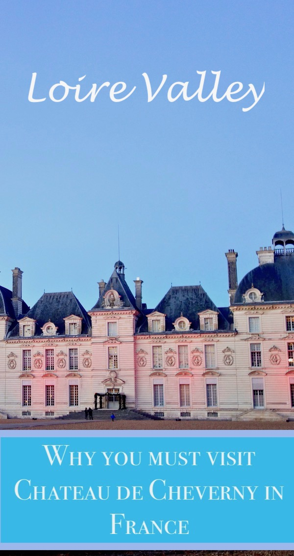 Here's everything you need to know about seeing Chateau de Cheverny in France, one of the top Loire Valley chateaux.