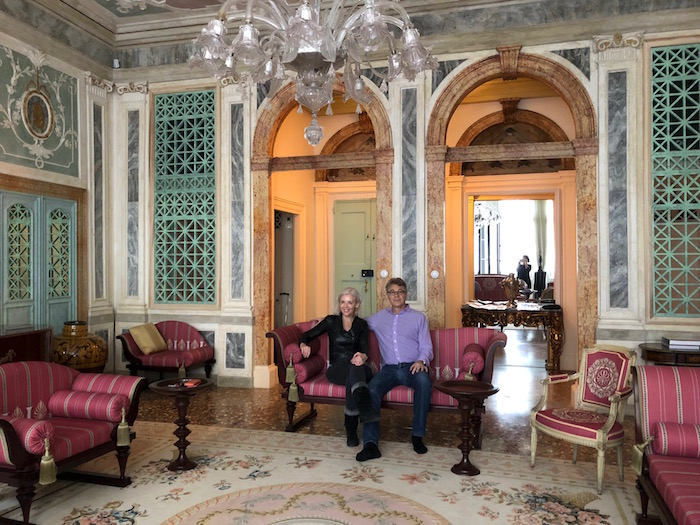Our luxury residence in Venice