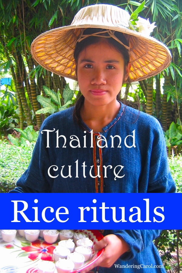 In Thailand rice is a deeply ingrained part of the culture. Customs around Thai rice include festivals, rituals and ancient customs. To learn about the different types of Thai rice, where to eat it in Thailand, why it\'s healthy and how to experience Thai rice celebrations, visit this post about rice and Thai Culture.