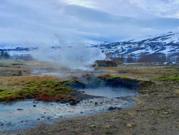 Geysir in Iceland Road Trip safety tips