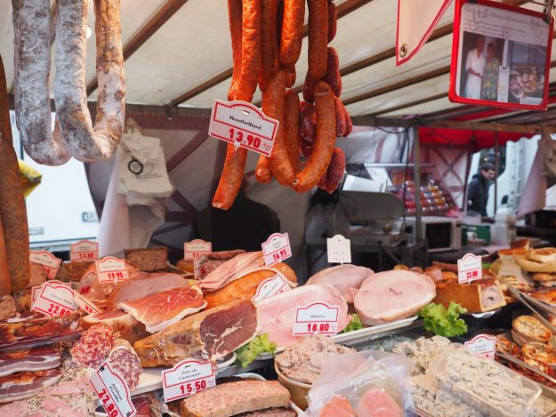 French meat to try on the a Paris food and culinary walking tour