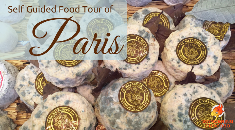 Paris Food & Culinary Walking Tour - Self-Guided
