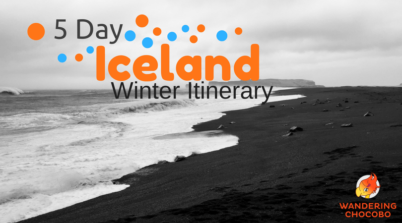 Iceland Winter Itinerary – Tips for Traveling Iceland in the Winter
