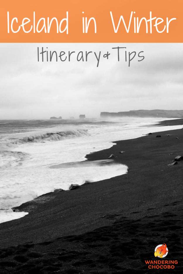 Iceland winter itinerary. Complete guide and tips for traveling around Iceland in the Winter. Explore the top sites, navigate the icy roads and find the Northern Lights!