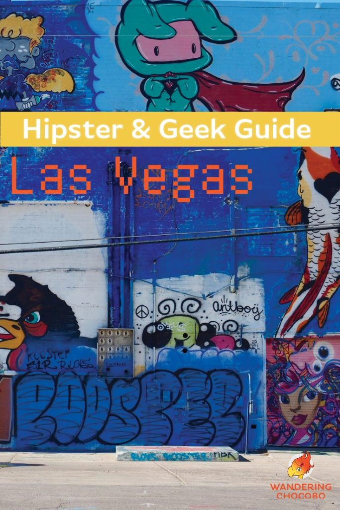 Hipster and Geek Las Vegas