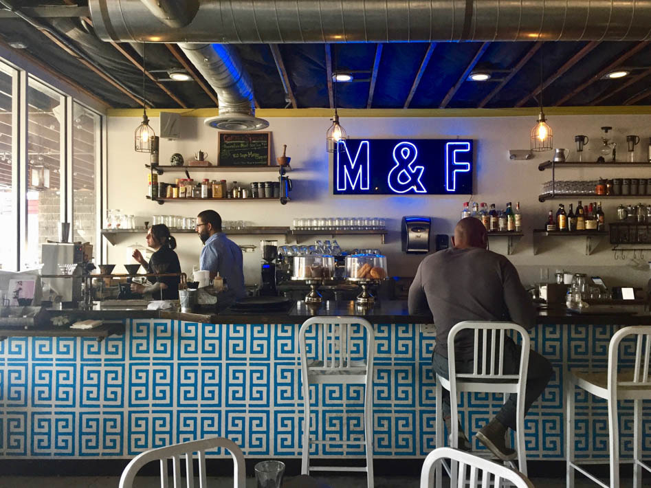 makers and finders coffee in Las Vegas