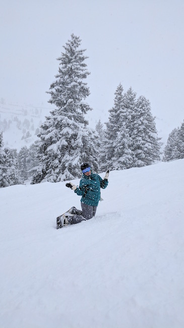 Day Trip from Munich to ski or snowboard in the Alps Hochzillertal