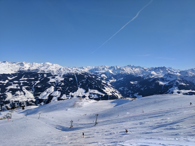 Munich to ski or snowboard in the Alps