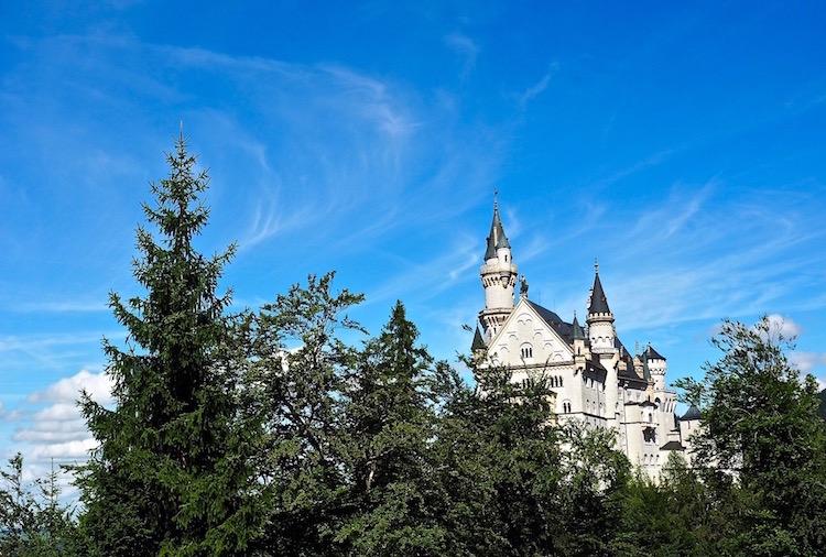 Day trip from Munich Germany to Neuschwanstein Castle