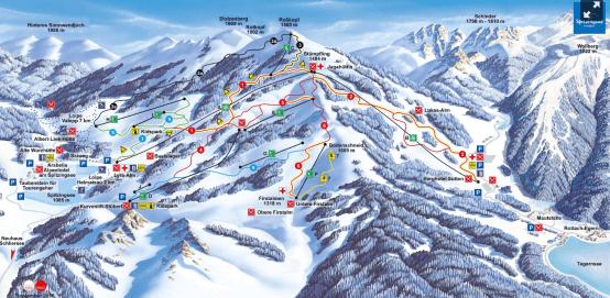 Spitzingsee Ski near Munich