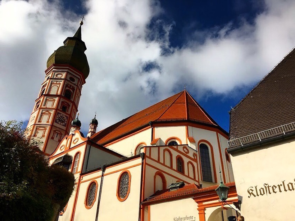 Andechs Monastery Bavaria Germany