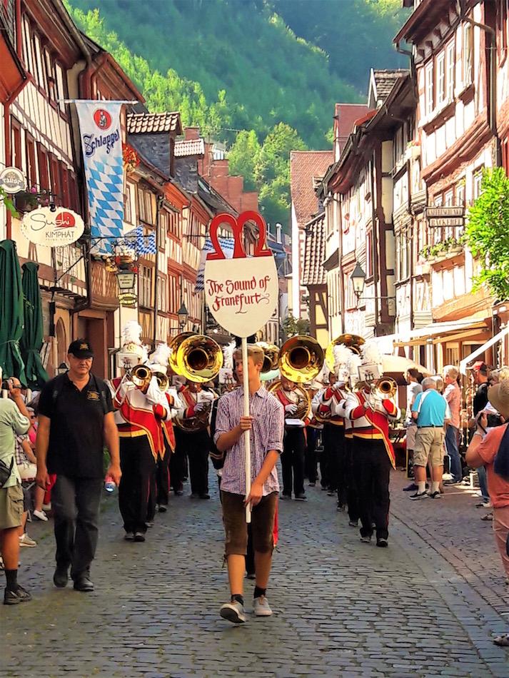 Miltenberg Bavaria Germany travels of a bookpacker