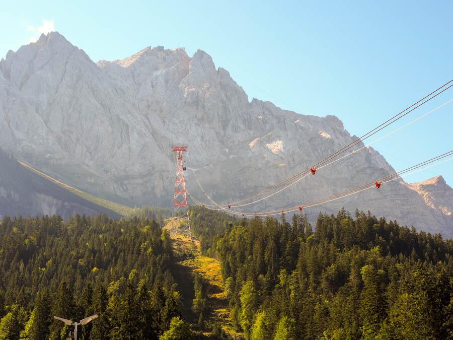 Munich to Zugspitze Summer Seilbahn