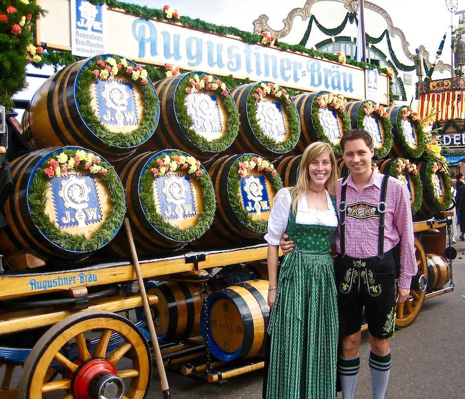 Oktoberfest and traditional Bavarian Trachten Wise Mommies