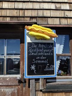 Zugspitze from Munich Summer-16