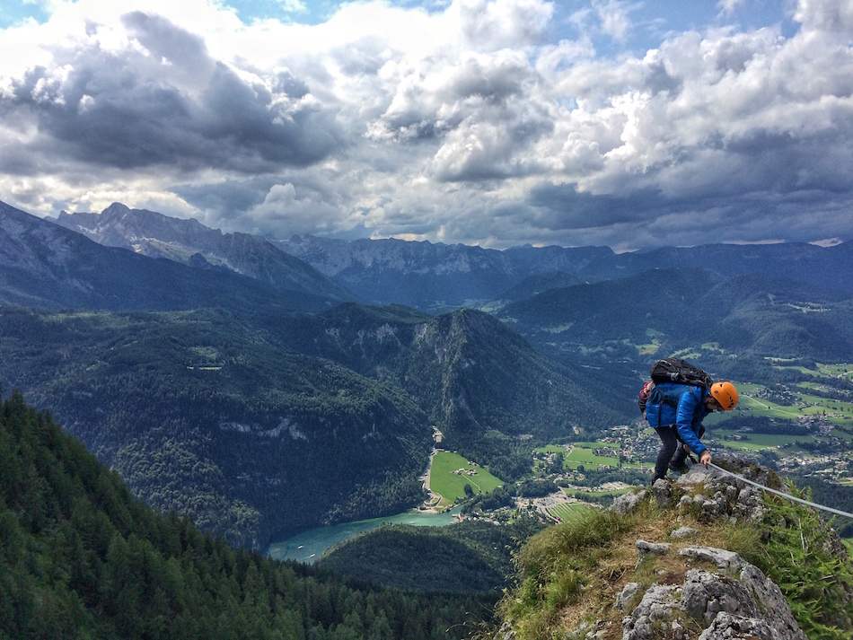 Klettersteig Bavaria : Photos to inspire you visit beautiful bavaria right now