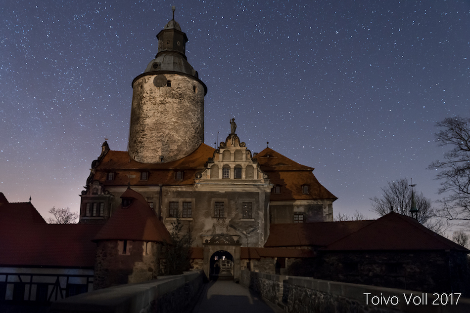 Czocha castle in Poland. College of Wizardry Photo Cred: Toivo Voll