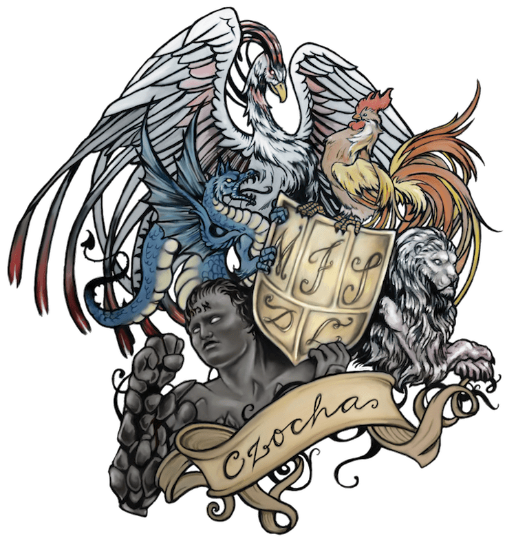 Czocha Crest College of Wizardry