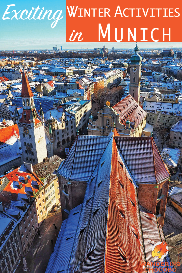 Exciting things to do during the Winter in Munich, Germany. Enjoy thrilling outdoor winter activities like sledding and skiing, curl up with a good book at a library, experience rich culture at the theater or stay warm in a hot sauna.