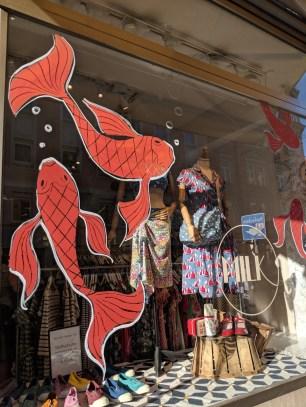 Munich boutique store MILK